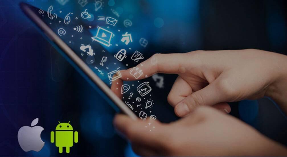 Web App oder eine Hybride App